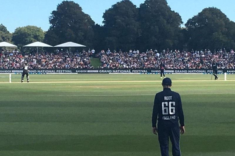 """England bring their """"A"""" game to the table for the decider at Christchurch…"""