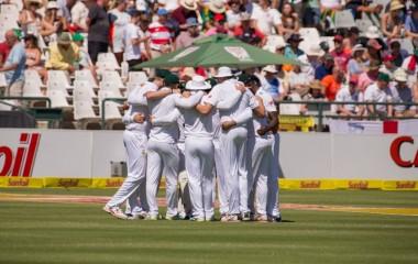 South Africa v England 2019-2020