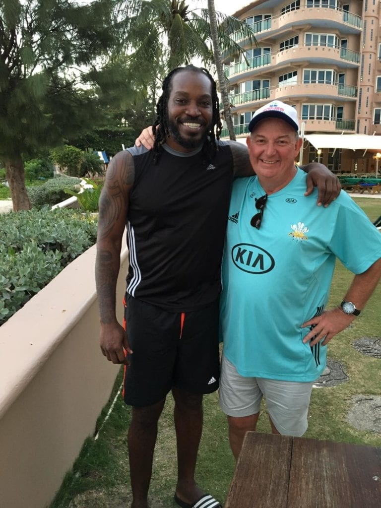 The ODI's were mouthwatering matches with Chris Gayle Universe Boss stealing the show…