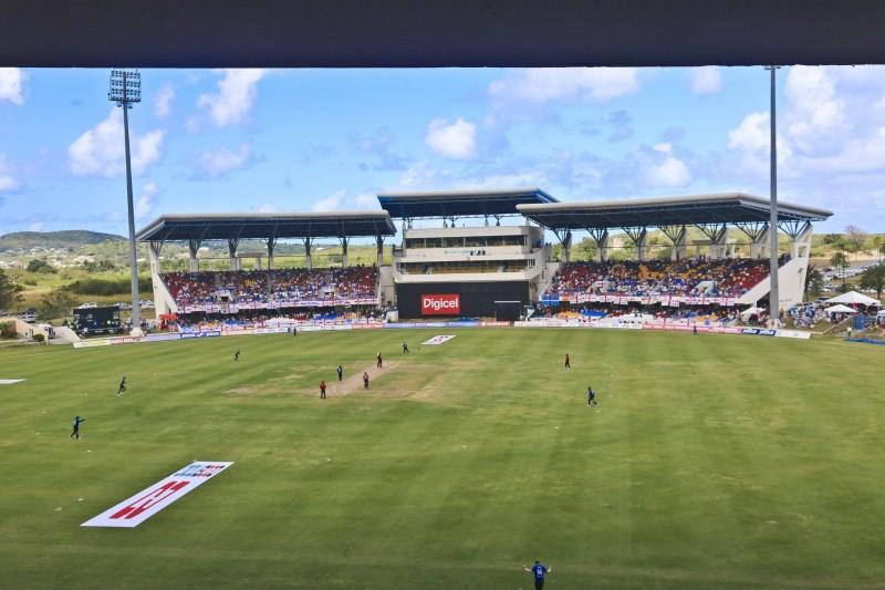 West Indies tour 2017…
