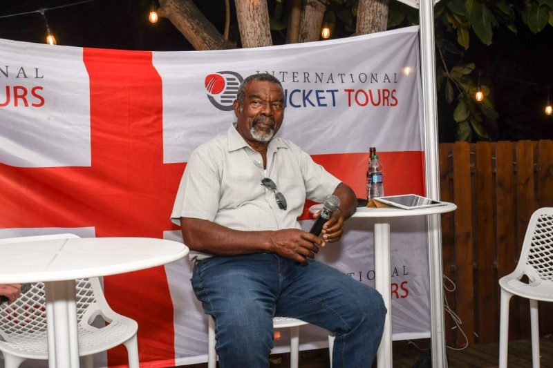 Good Test Cricket at great locations in the Caribbean!