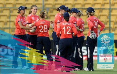 Watch England's Women in the <br>ICC T20 World Cup!