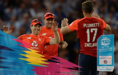 Watch England's Men at the <br>ICC T20 World Cup