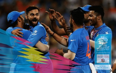 Watch India's Men at the <br>ICC T20 World Cup