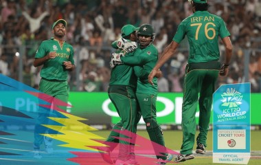 Watch Pakistan's Men at the <br>ICC T20 World Cup