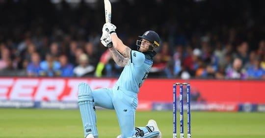 England winning the ICC Cricket World Cup is a platform to build on!