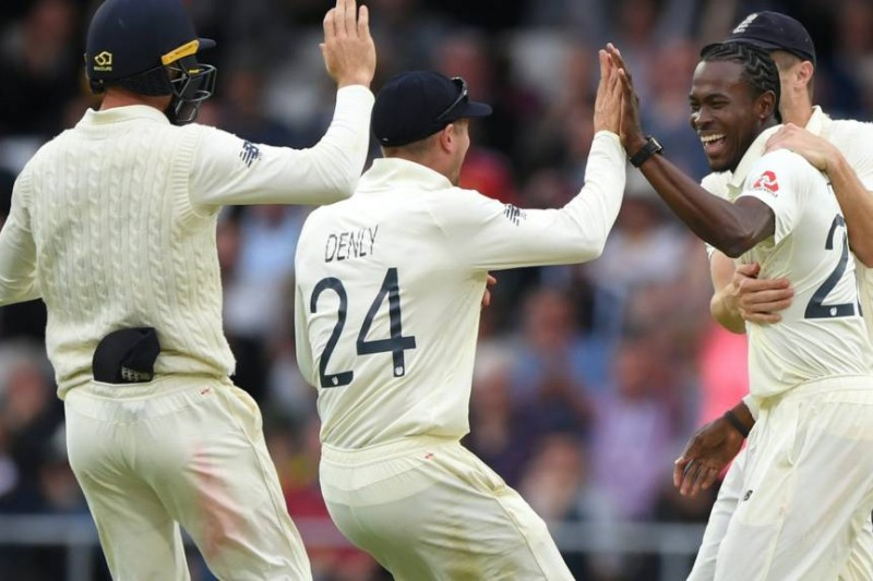 England win at the Oval for the first drawn series in 47 Years!