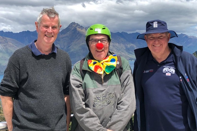 Guest Blog – Three Cricket Loving Gents on a New Zealand Adventure – Part 1, by Gary