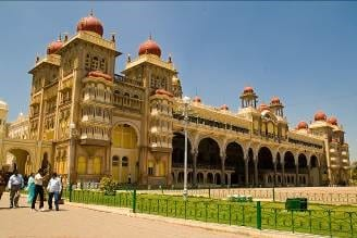 The Maharaja's Palace