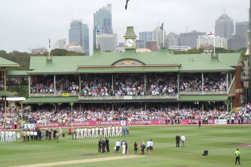 Tour Memories – The Ashes 2010/11